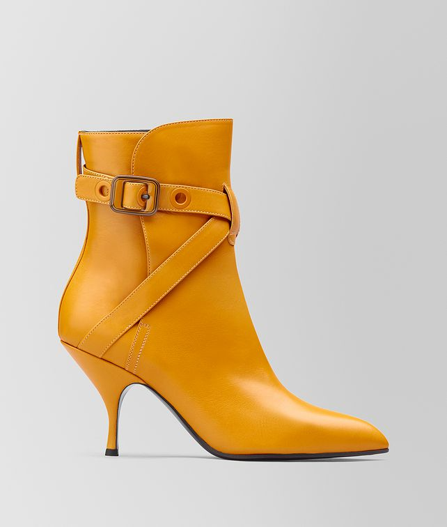 BOTTEGA VENETA MARIGOLD KID MOODEC BOOT Boots and ankle boots [*** pickupInStoreShipping_info ***] fp