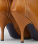 stivale moodec chain in capretto orange Immagine dettaglio anteriore