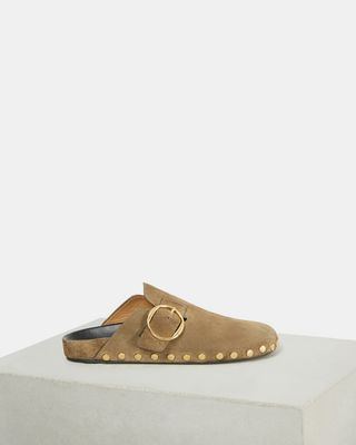 ISABEL MARANT SANDALS Woman MIRVIN mules d