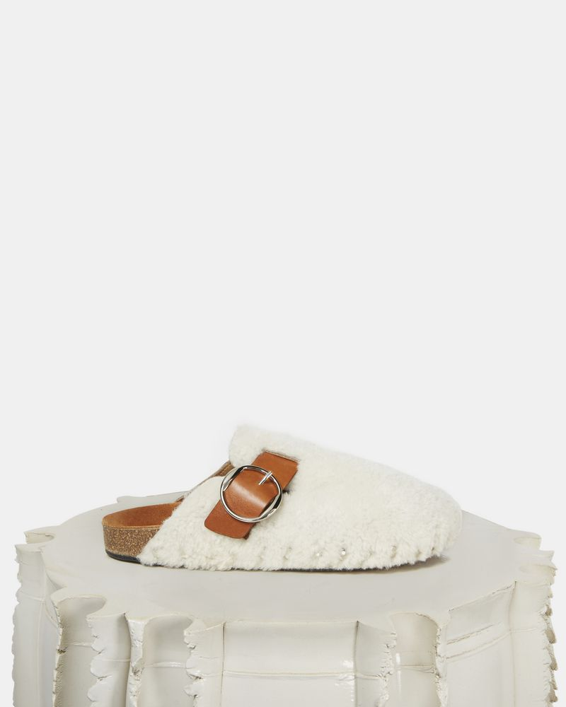 MIRVIN mules ISABEL MARANT