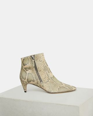 ISABEL MARANT BOOTS Woman DEBY ankle boots d