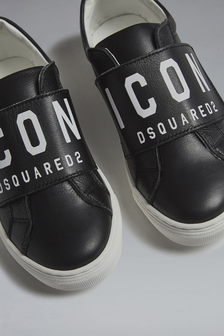 DSQUARED2 Icon Slip On Sneakers Sneaker Man