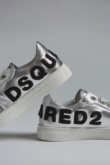 DSQUARED2 Laced shoe Man 57169MSM6 m