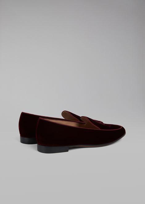 GIORGIO ARMANI Loafers Woman d