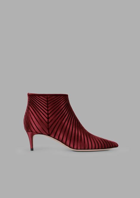 GIORGIO ARMANI Ankle Boots Woman f