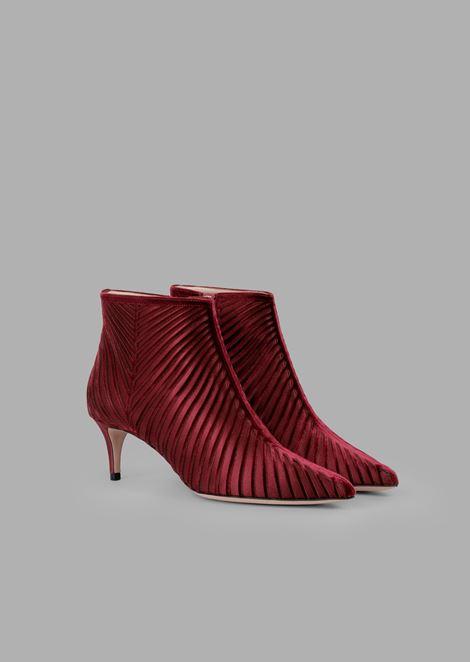 GIORGIO ARMANI Ankle Boots Woman r