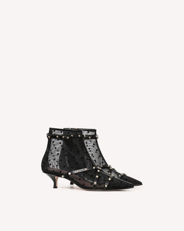 REDValentino QQ2S0B23GWS 0NO Boots and ankle boots Woman f