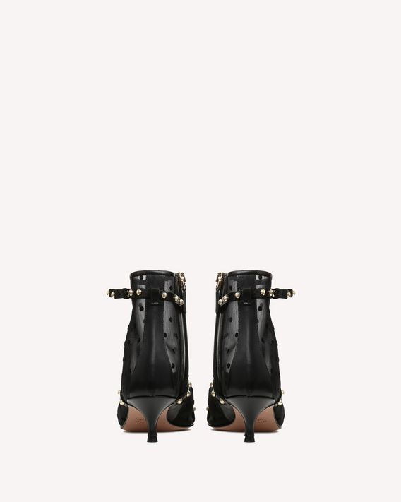 REDValentino SOFT BOW ANKLE BOOT