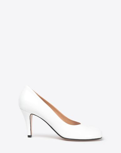 MAISON MARGIELA Closed-toe slip-ons Woman Tabi heels f