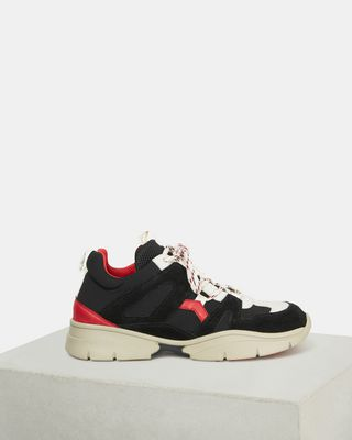 ISABEL MARANT SNEAKERS Uomo KINDKA sneakers d