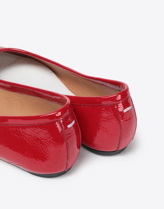 MAISON MARGIELA Patent Tabi ballet flats Tabi ballet flats [*** pickupInStoreShipping_info ***] a