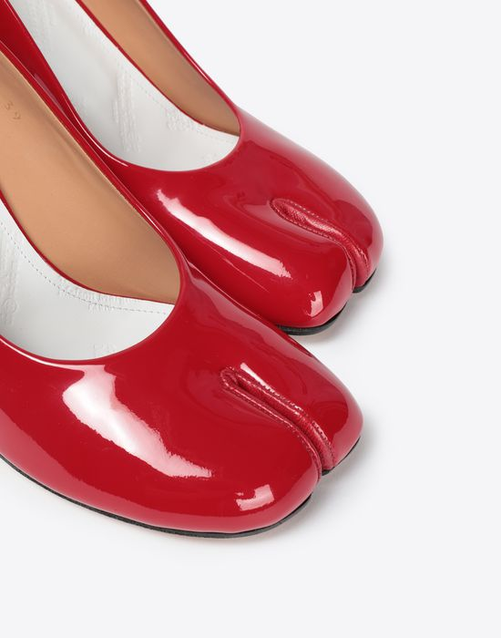 MAISON MARGIELA Patent leather Tabi heels Tabi pumps [*** pickupInStoreShipping_info ***] e