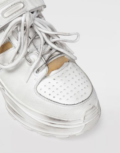SHOES Low-top 'Retro Fit' sneakers White