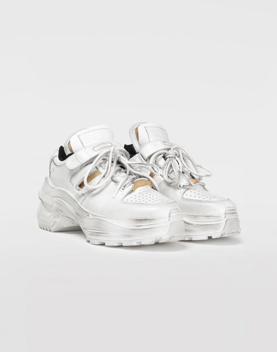 MAISON MARGIELA Low-top 'Retro Fit' sneakers Sneakers [*** pickupInStoreShipping_info ***] d
