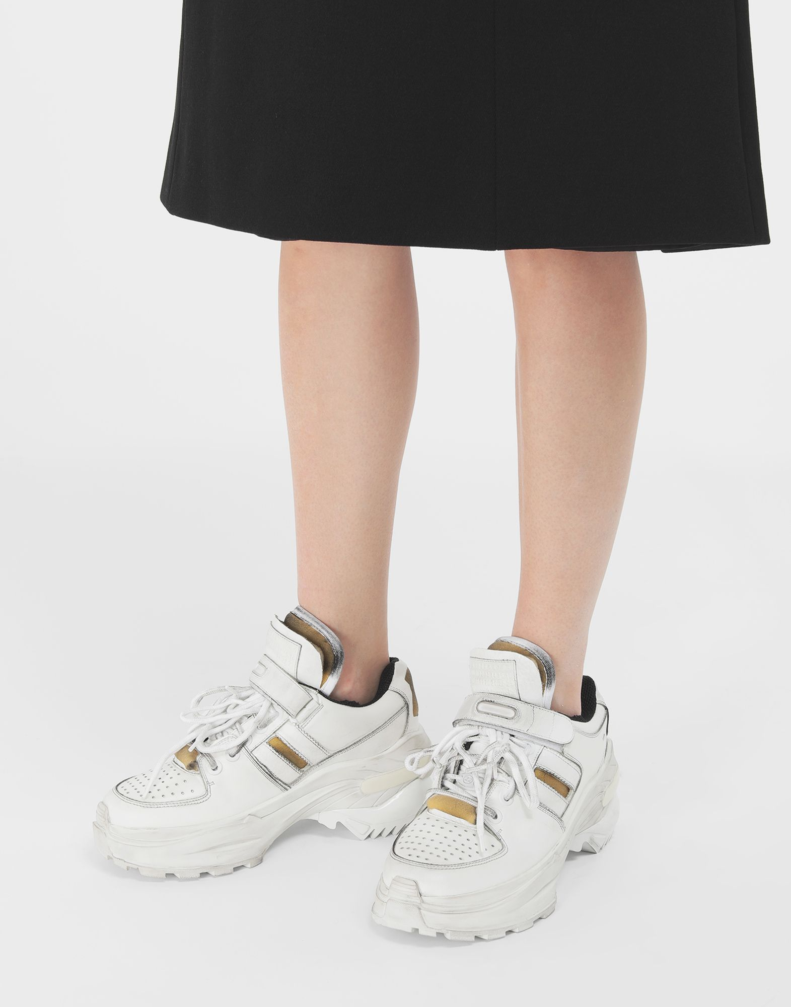 "MAISON MARGIELA Sneakers low-top ""Retro Fit"" Sneakers Donna r"