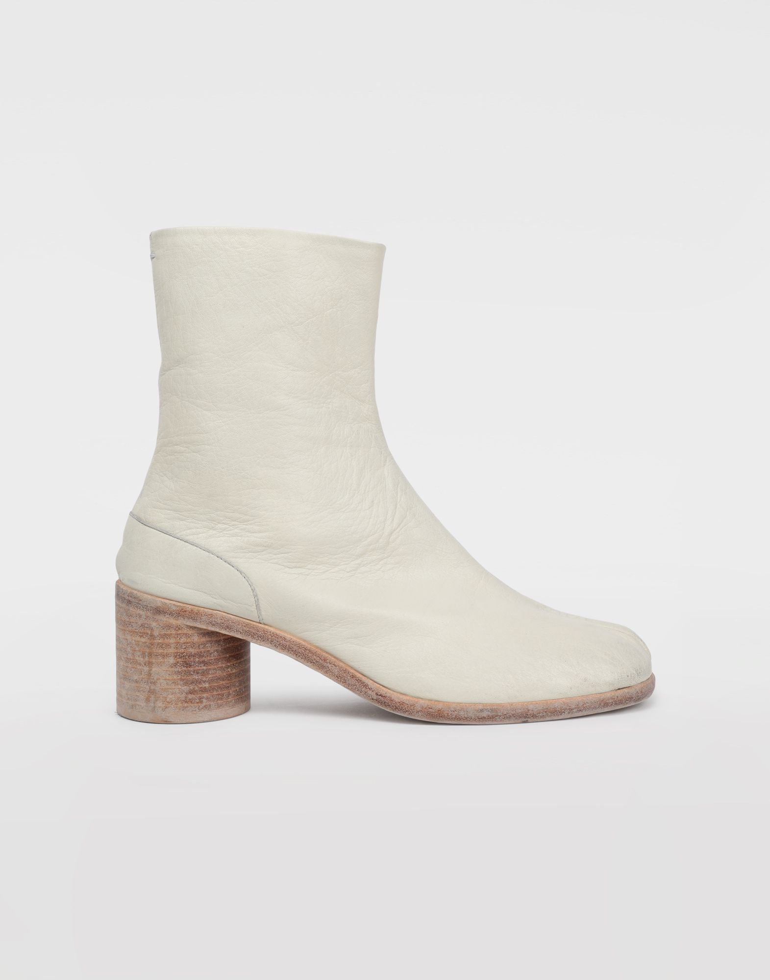 MAISON MARGIELA Tabi ankle boots Tabi boots & Ankle boots Man f