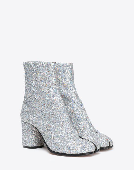 MAISON MARGIELA Glitter Tabi boots Tabi boots [*** pickupInStoreShipping_info ***] r