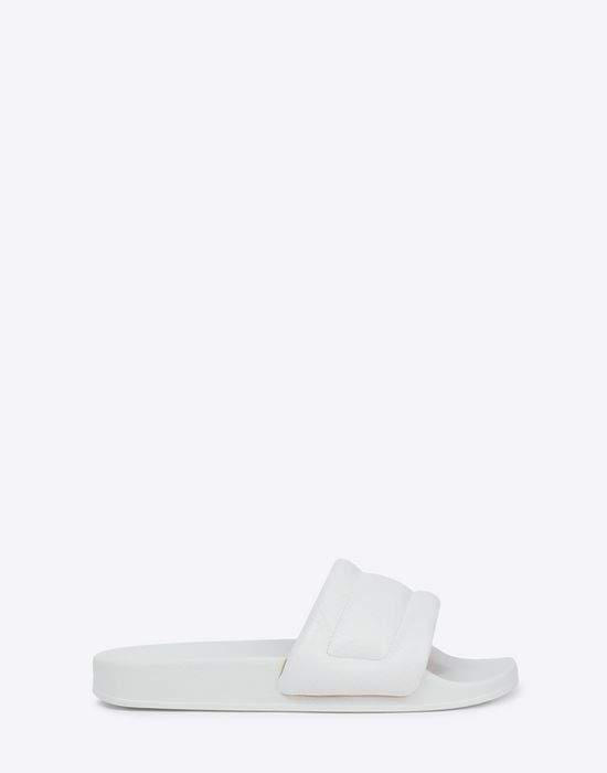 MAISON MARGIELA Future slider embossed slip-on Sandals [*** pickupInStoreShippingNotGuaranteed_info ***] f