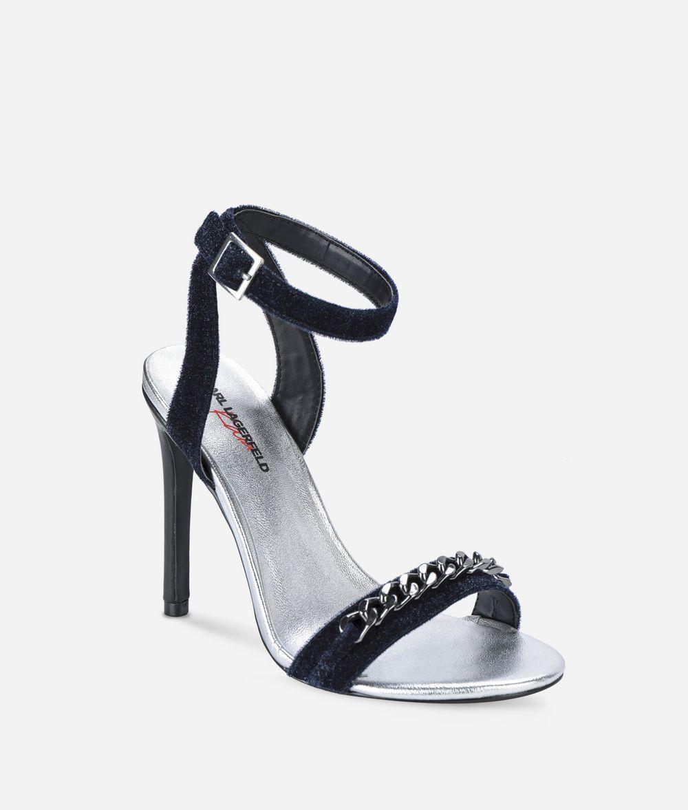 KARL LAGERFELD KARL x KAIA GALA STRAP SANDAL Sandal Woman f