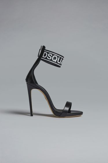DSQUARED2 High-heeled sandals Woman HSW0070249010272124 b