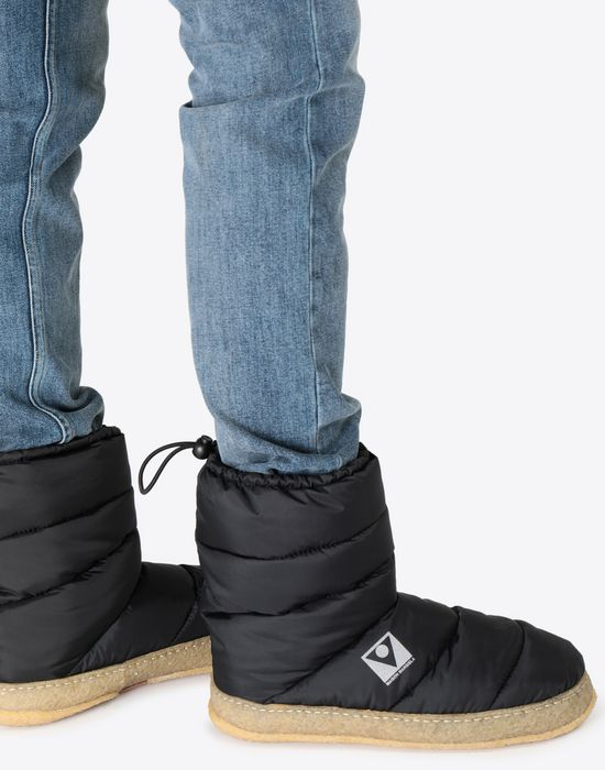 MAISON MARGIELA Puffer high top boots Ankle boots [*** pickupInStoreShippingNotGuaranteed_info ***] b