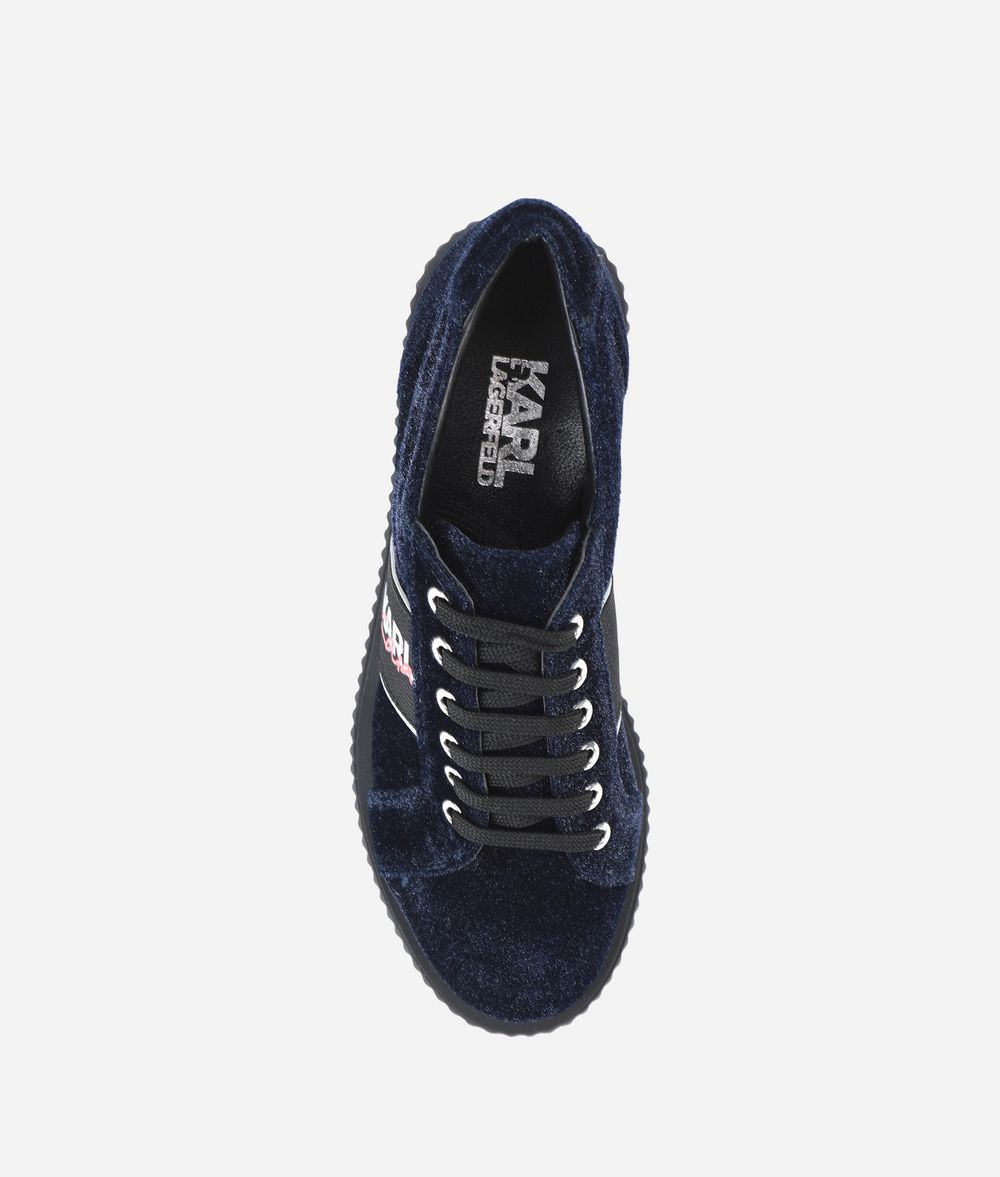 KARL LAGERFELD KARL x KAIA KREEPER Sneakers Woman d