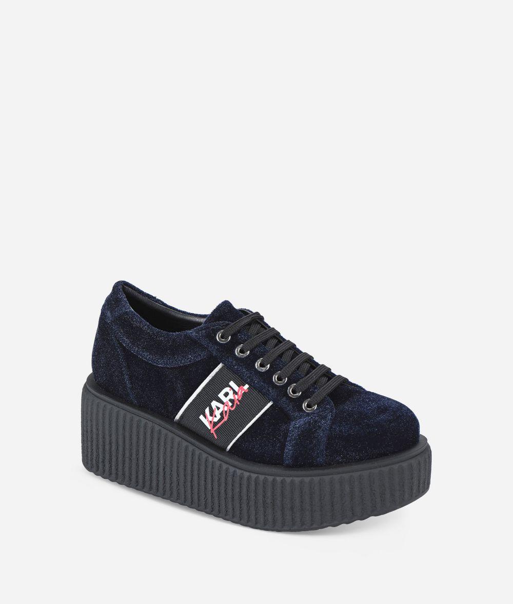 KARL LAGERFELD KARL x KAIA KREEPER Sneakers Woman f