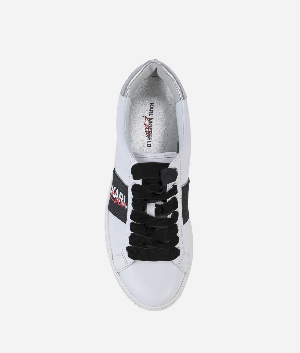 KARL LAGERFELD KARL x KAIA KUPSOLE SNEAKER Sneakers Woman d