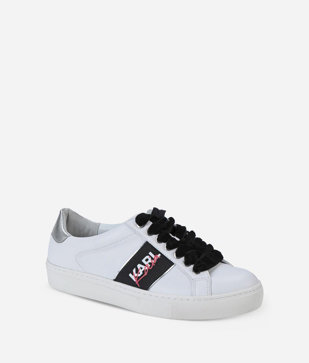 KARL LAGERFELD KARL x KAIA KUPSOLE SNEAKER Sneakers Woman f