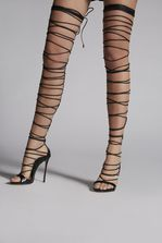 DSQUARED2  High-heeled sandals Woman