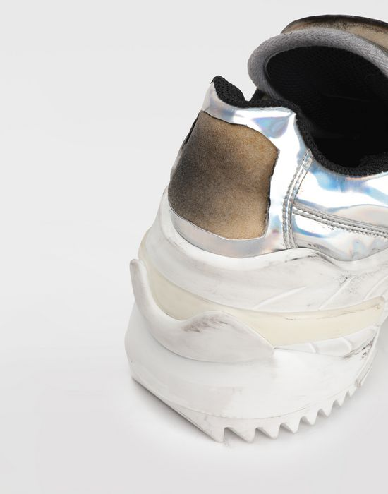 MAISON MARGIELA Low-top 'Retro Fit' sneakers Sneakers [*** pickupInStoreShipping_info ***] b