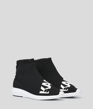 KARL LAGERFELD VITESSE LEGERE ANKLE BOOT Sneakers Woman a