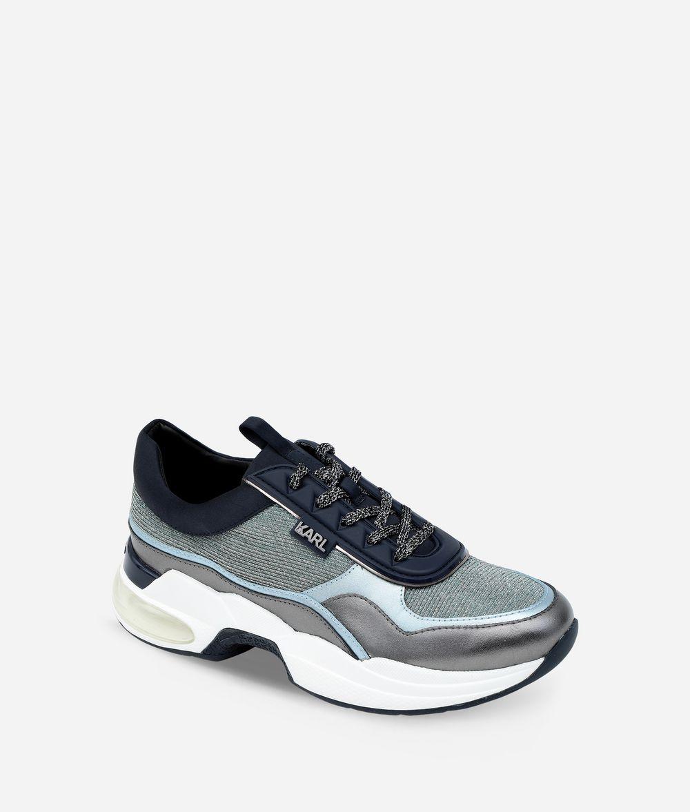 KARL LAGERFELD VENTURA RUNNER Sneakers Woman f