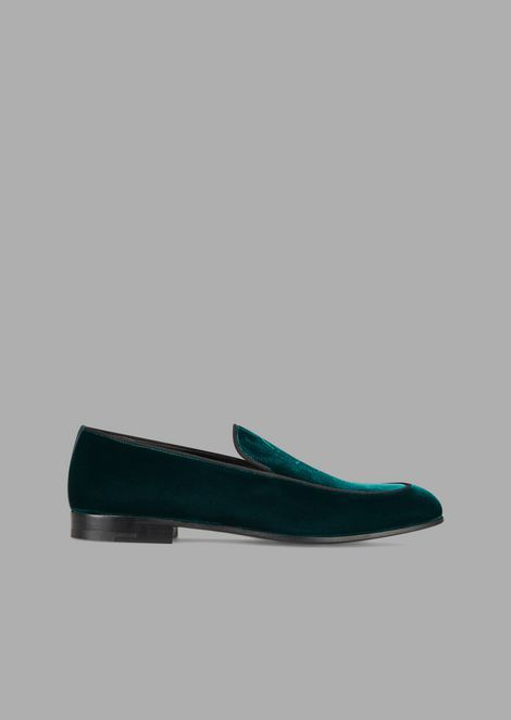 GIORGIO ARMANI Loafer [*** pickupInStoreShippingNotGuaranteed_info ***] f