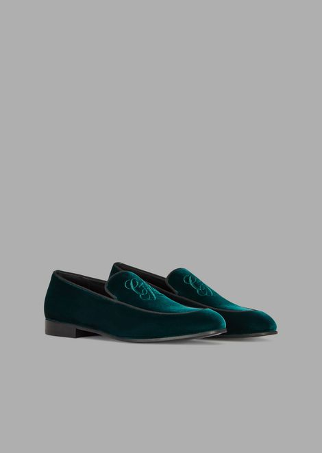 GIORGIO ARMANI Loafer [*** pickupInStoreShippingNotGuaranteed_info ***] r