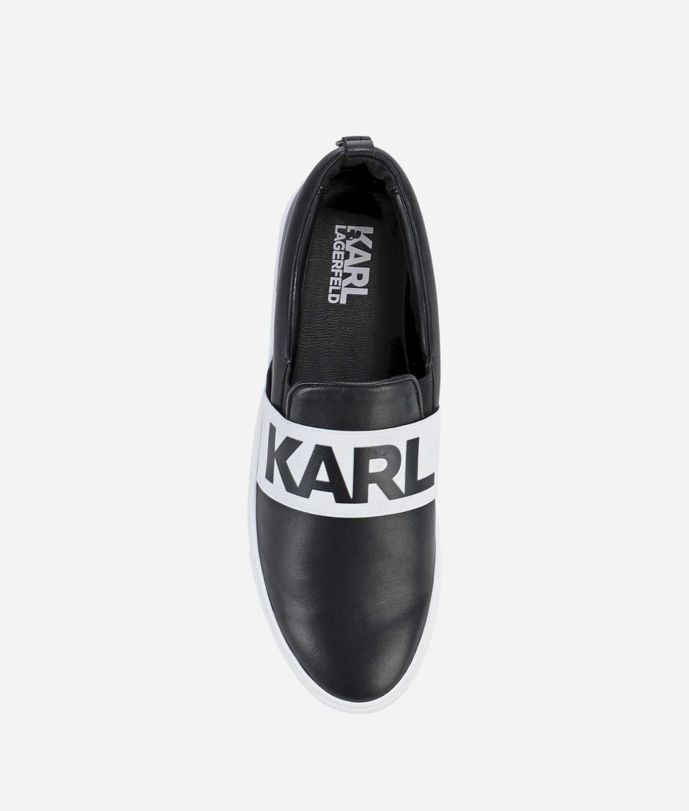 KARL LAGERFELD KARL SLIP-ON SNEAKER  Sneakers Man d