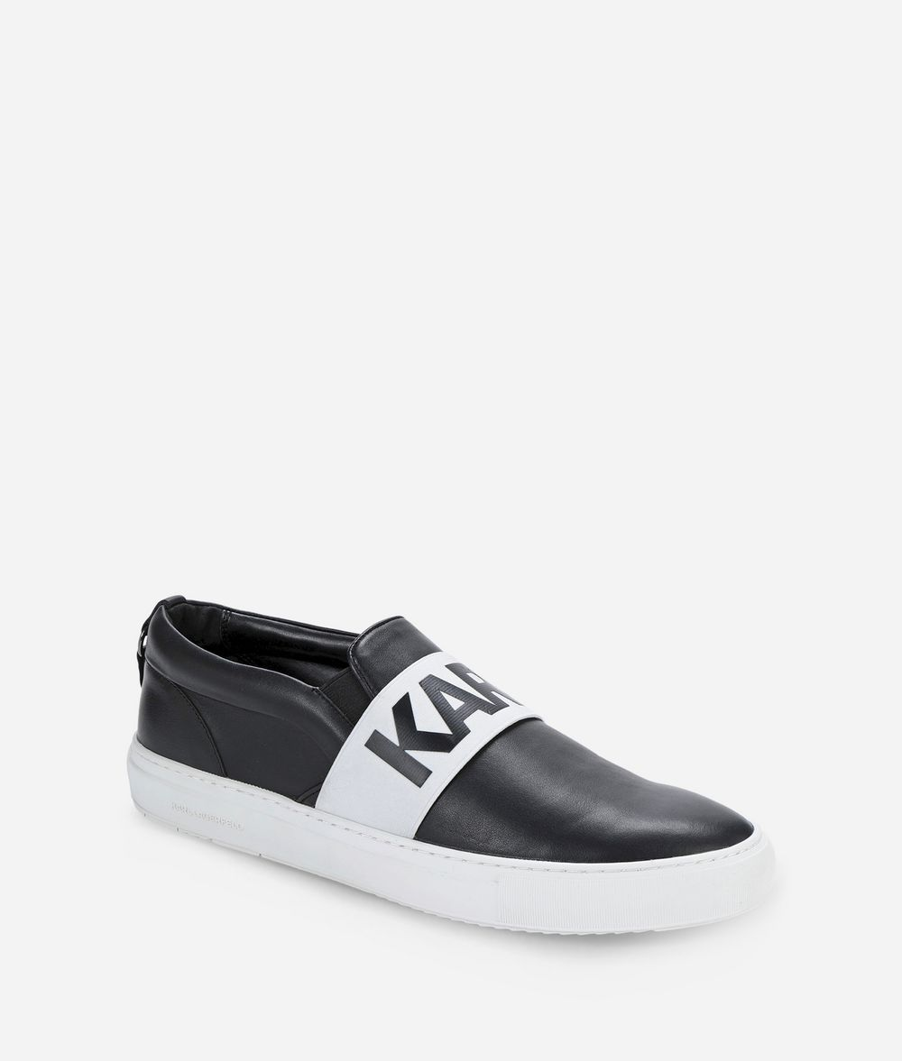 KARL LAGERFELD KARL SLIP-ON SNEAKER  Sneakers Man f