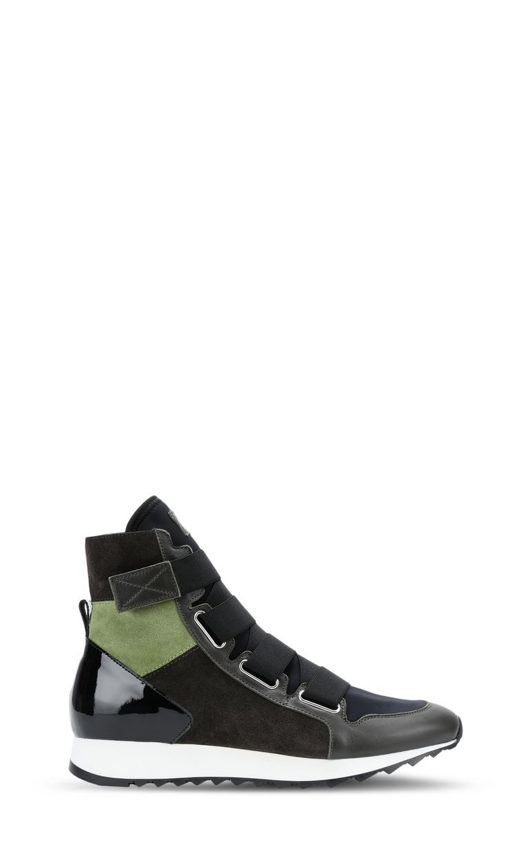 JUST CAVALLI High-top sneaker with rubber sole Sneakers Man f