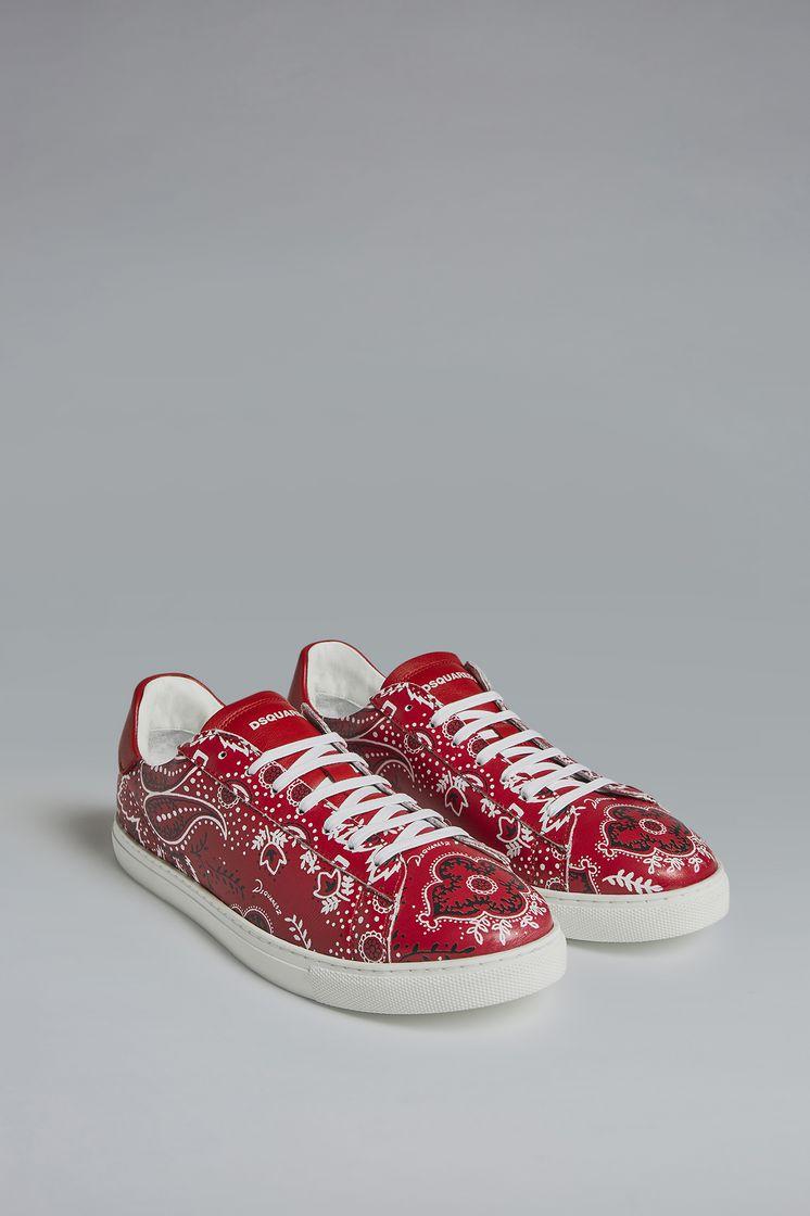 DSQUARED2 Hippie Cowboy New Tennis Sneakers Sneaker Man