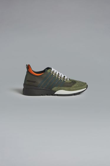 DSQUARED2 Sneaker Man SNM0024001U01522124 b
