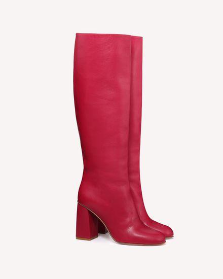 REDValentino Boot Woman QQ0S0B43UTL IA7 f