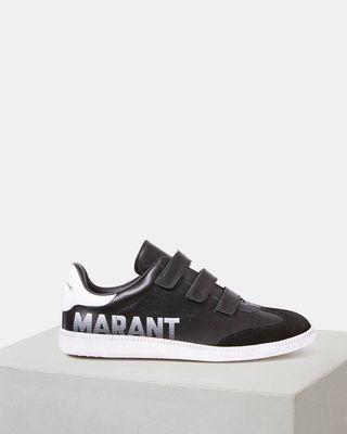 ISABEL MARANT 运动鞋 男士 BETHY 运动鞋 d