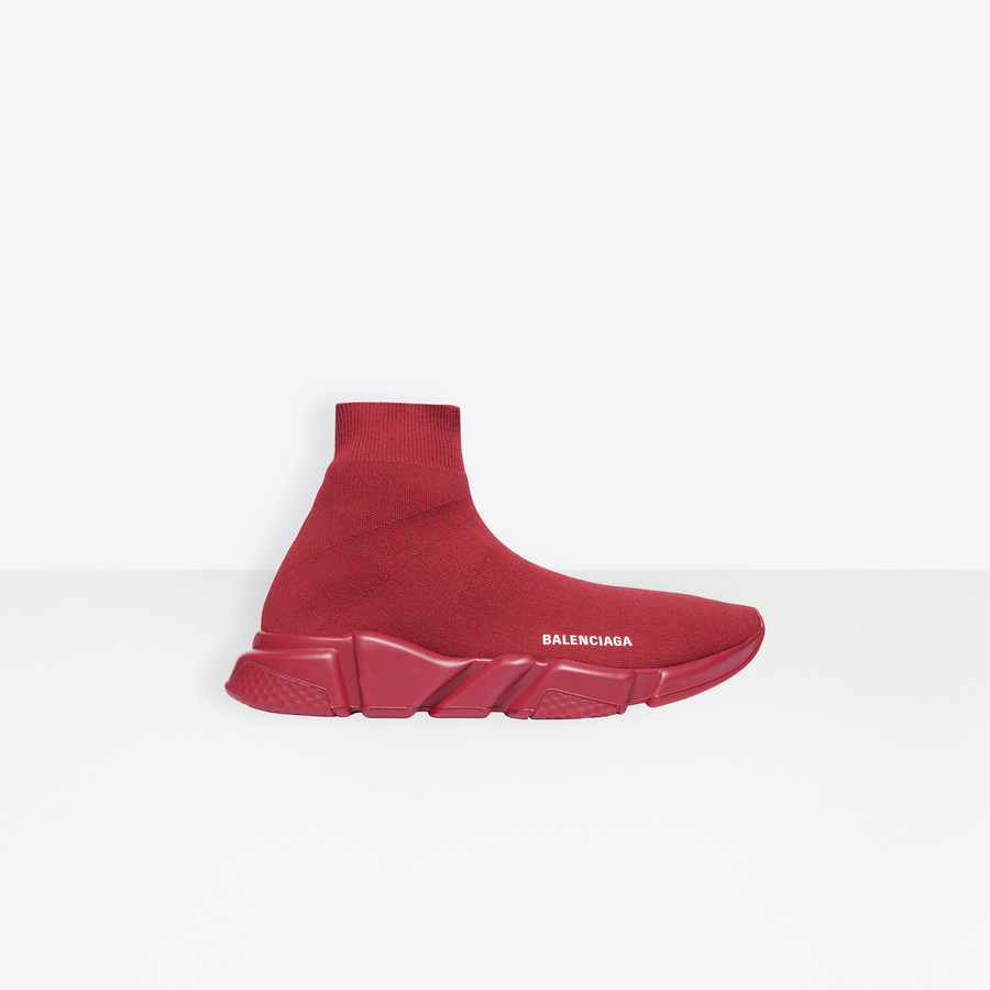 6778416ca21 Speed Trainers Red for Men | Balenciaga