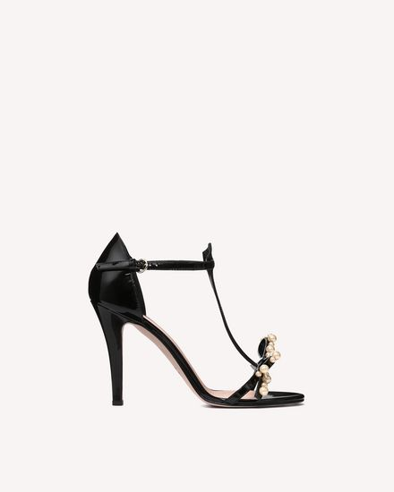 REDValentino High-heeled sandal Woman QQ0S0B67JTB 0NO a