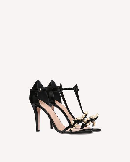 REDValentino High-heeled sandal Woman QQ0S0B67JTB 0NO f