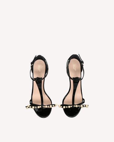 REDValentino QQ0S0B67JTB 0NO High-heeled sandal Woman d