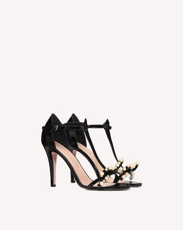 REDValentino QQ0S0B67JTB 0NO High-heeled sandal Woman f