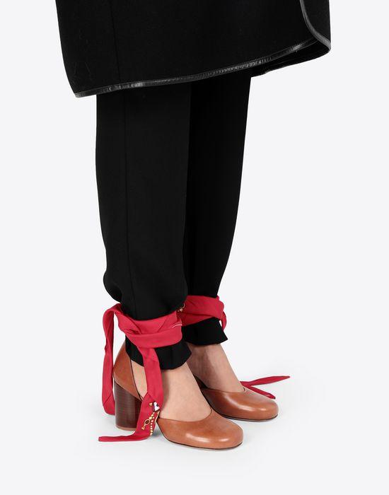 MAISON MARGIELA Scarf heels Closed-toe slip-ons [*** pickupInStoreShipping_info ***] b