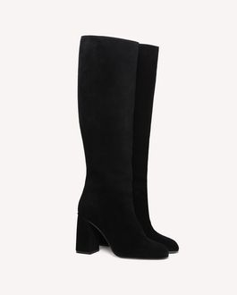REDValentino Boots and ankle boots Woman SQ2S0C55LMT 0NO f