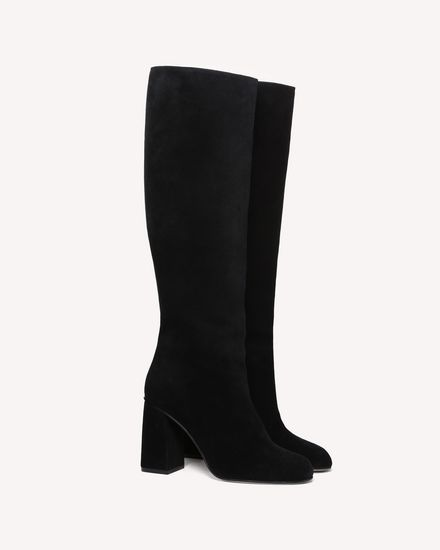 REDValentino Boot Woman QQ0S0B43TKD 0NO f